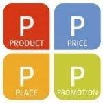 行銷分析 _4P